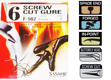 F-982 SCREW CUT GURE1